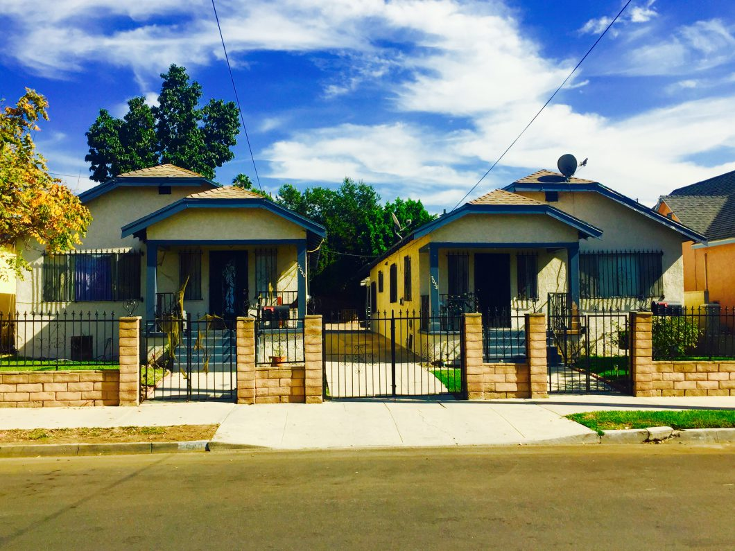 Duplex in Lincoln Heights. First time on the market in 40 years!