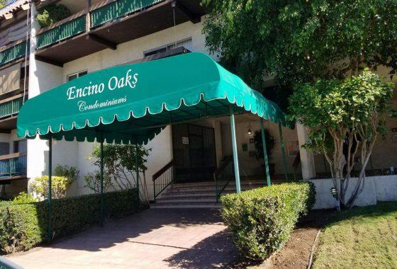 Encino Oaks Front